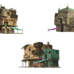 Nashramae Architecture