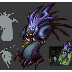 Baron Nashor Update Concept 4 (by Riot Artist <a href=