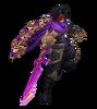 Talon Dragonblade (Amethyst)