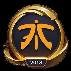 Mistrzostwa 2018 – Złote FNC