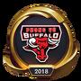 Worlds 2018 Phong Vũ Buffalo (Gold) Emote