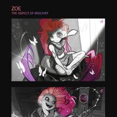 Zoe Splash Concept 1 (by Riot Artist <a href=