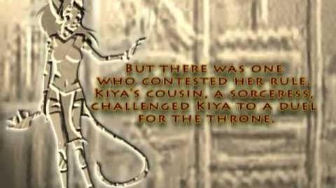 【Lore Reading】Kiya the Fervor of the Sands『Devin』