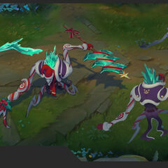Dark Candy Fiddlesticks Update Concept 3 (by Riot Artist <a rel=