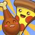 Hähnchen-Pizza Beschwörersymbol