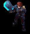 Riven Pulsefire (Chrono)