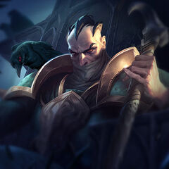 Initial new classic Swain splash, centered