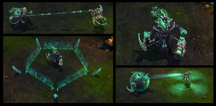 Thresh Screenshots