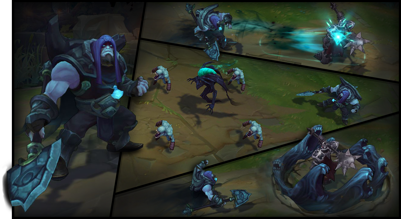 Yorick Skins League Of Legends Wiki Fandom