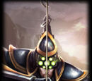 Maestro Yi, Espada Wuju