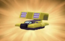 Slick Hovercraft