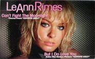 LeAnn Rimes - Can't Fight the Moonlight (US Cassette Tape)