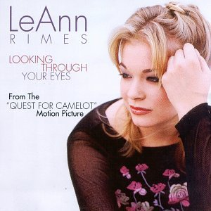 LeAnn Rimes - Looking Through Your Eyes Single