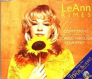 LeAnn Rimes - Commitment (UK CD Single)