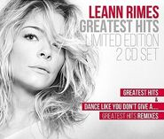 LeAnn Rimes - Greatest Hits Limited Edition 2 CD Set