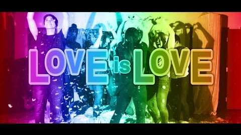 LeAnn Rimes - LovE is LovE is LovE (Club Mix) Dave Aude - Directed by Benji Schwimmer