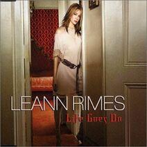 LeAnn Rimes - Life Goes On (Australian Cover)
