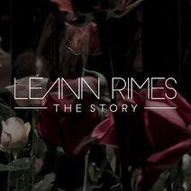 LeAnn Rimes - The Story (Alternate) single cover