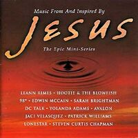 Various Artists - Music From and Inspired by Jesus- The Epic Mini-Series