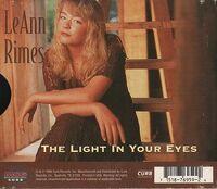 LeAnn Rimes - Blue (single) back cover