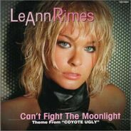 LeAnn Rimes - Can't Fight the Moonlight (Europe CD Single)
