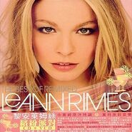 LeAnn Rimes - The Best of LeAnn Rimes- Remixed (Asian cover)
