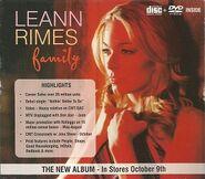 LeAnn Rimes - Family (with DVD)