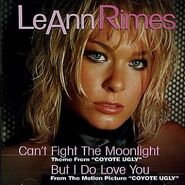 LeAnn Rimes - Can't Fight the Moonlight CD single cover 2