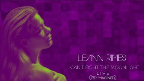 LeAnn Rimes - Can't Fight The Moonlight (Re-Imagined) Live
