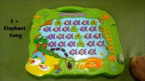 LeapFrog Leap's Phonics Pond (Special Edition for S. Bao)