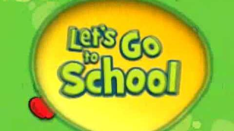 Leapster Let Go To School
