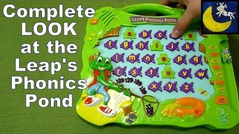 LeapFrog Leap's Phonics Pond LONG REVIEW ✪ With Some of My Favorite Bible Verses on the Side ✪-0