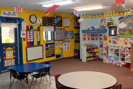 Kindergarten-Main-Area