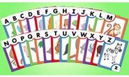 Letter Factory Flash Cards