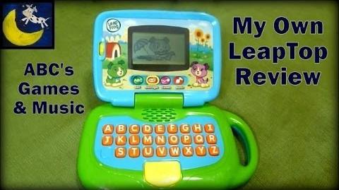 LeapFrog My Own Leaptop, Green (Best Toddler Laptop)