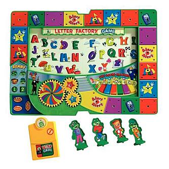 LeapPad Letter Factory Game | Leap Frog Wiki | FANDOM powered by Wikia