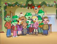 Leapfrog A Tad Of Christmas Cheer Dvd.A Tad Of Christmas Cheer Leap Frog Wiki Fandom Powered