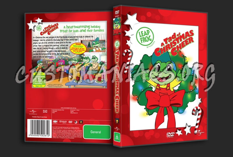Leapfrog A Tad Of Christmas Cheer Dvd.Frog Babies Leap Frog Wiki Fandom Powered By Wikia