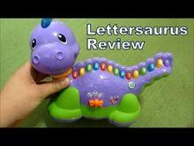 Growing little ones lettersaurus