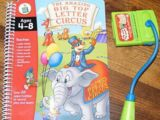 The Amazing Big-Top Letter Circus