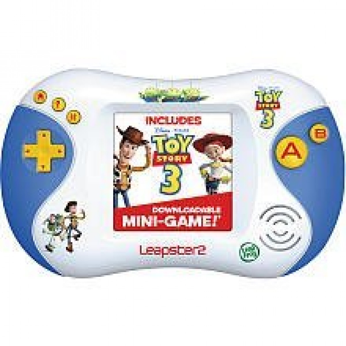 image leapfrog leapster 2 learning system with downloadable disney rh leapfrog wikia com Amazon Leapster 2 Leapster 3