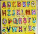 Tad's Alphabet Friends