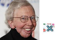 Roger ebert and x