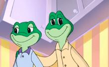 Mr-&-mrs-frog-2
