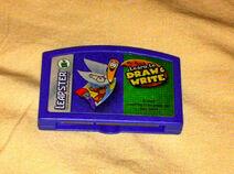 Mr. Pencil Original Game Cartridge