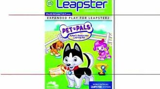 Leapster Game Store - Pet Pals