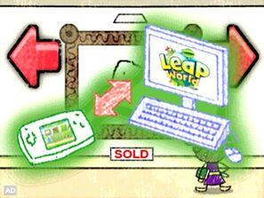LeapFrog Leapster Explorer Game Trailer - Mr. Pencil ..