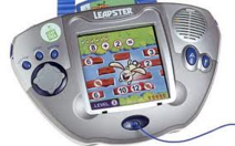 Leapster blue