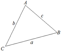 Arbitrary Scalene Triangle