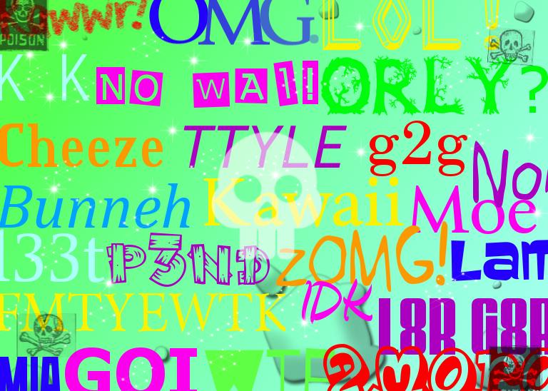list of common netspeak words phrases learn the